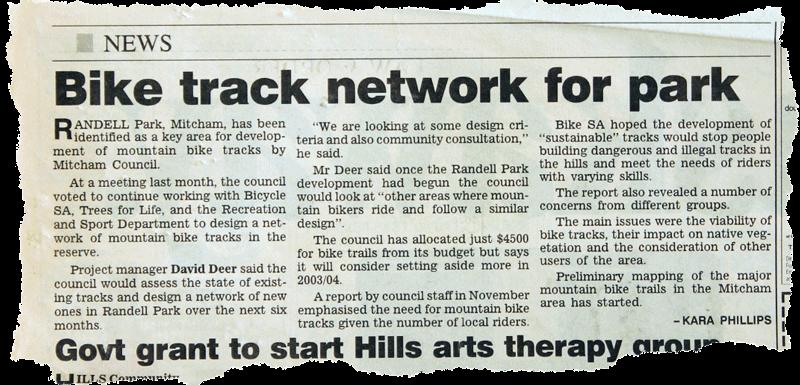 Bike Track Network